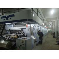 Best 9 Colours Rotogravure Printing Machine For Printing Lamination Film With Printing Unit Servo Driven wholesale