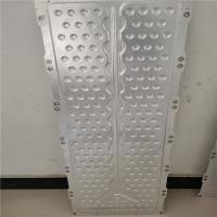 Wholesale Brazing Cold Water Sheet Aluminium Auto Parts For Heat Sink Of Electrical Vehicle from china suppliers