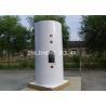 Split Sun Heated Water Tank , 400L Solar Storage Tank With Heat Exchanger for sale
