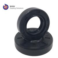 Wholesale Hydraulic pneumatic rotary motor oil seals TA TB TC double lip shaft seals NBR FPM skeleton oil seal from china suppliers