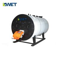 Wholesale 10.5 MW Gas Oil Boiler  for Food Industry , fire tube hot water boiler from china suppliers