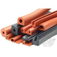 Durometer Car Epdm Rubber Seal Extrusions 70 With Antifreeze Surface