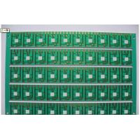 Wholesale 2.0mm Immersion Gold FR4 Rigid Single Single Sided PCB Board from china suppliers