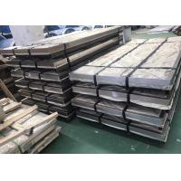 0.02 - 3.0mm Thickness Stainless Steel Sheet Stock , Grade 309s Stainless Steel Sheet