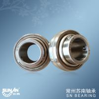 Buy cheap Stainless Steel Ball Bearing Units 25mm SUC205 L3 , Triple-seal insert bearings from wholesalers