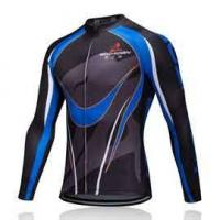 Wholesale 100% Polyester Custom Cycling Jersey Full Subliamtion Printing OEM Service from china suppliers