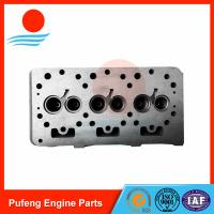 Wholesale Kubota D850 cylinder head 19267-03040 15532-03040 H1G90-03040 B1550 B6000 B6200 X2230 from china suppliers