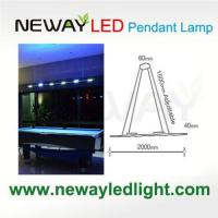 Wholesale Remote Control Direct Indirect Linear Pendant Lighting 3W COB LED from china suppliers