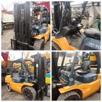 Wholesale 4T  USED FORKLIFT TOYOTA  FORKLIFT FOR SALE from china suppliers