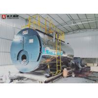 Wholesale Automatic Running Oil Fired Hot Water Boiler 11 Bar Working Pressure Fit Greenhouse from china suppliers