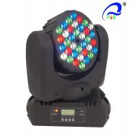 Wholesale 36PCS 3W LED RGBW Mini Disco Moving Head Beam Stage WasH Light from china suppliers