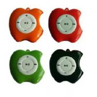 Quality Apple Shape MP3 Player for sale