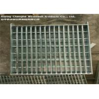 Wholesale Flat Bar Galvanised Heavy Duty Steel Grating Manul Welding For Airports from china suppliers