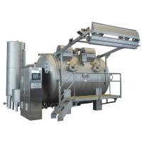Wholesale Low Liquor Ratio Dyeing Machine , High Temperature Overflow Dyeing Machine from china suppliers