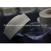 Wholesale Heat Insulation Cigarette Machine Kevlar Fabric Tape High Temperature Resistance from china suppliers