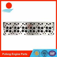 Buy cheap Nissan UD truck parts FE6 24V cylinder head from wholesalers