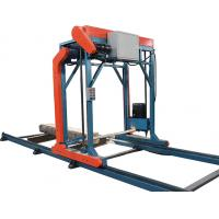 China Electric Automatic walking Timber Cutting Chain Sawmill For Sale for sale