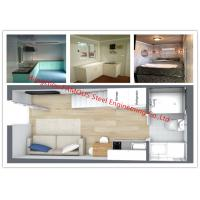 Buy cheap Luxury Decoration Prefab Modular House Building With Bathroom / Kitchen / from wholesalers