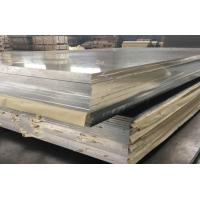 Wholesale High Corrosion Resistance Aircraft Aluminum Sheet Al 7075 T73 Fair Machinability from china suppliers