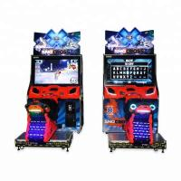 Wholesale 110V / 220V Racing Arcade Machine Coin Operated For 5 - 12 Years Old Kids from china suppliers