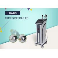 Wholesale RF Face Lifting Machine For Wrinkle Removal , Salon Skin Tightening Machine from china suppliers