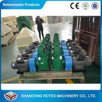 Wholesale Flat Die Animal Feed Pellet Machine , Wood Pellet Mill for animal husbandry and aquaculture from china suppliers
