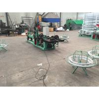 Quality Two Wire Twist Barb Wire Machine With Easy Operate And High Output for sale