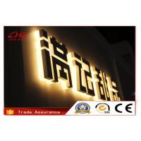 Wholesale Custom Frontlit Advertising LED Channel Letter Signs For Restaurant / Acrylic LED Sign from china suppliers