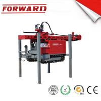 Multifunction Crawler Mounted Mud Drilling Water Well Drilling Rig / water borehole Drilling Rig