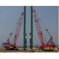 China High Rigidity Durable Hydraulic Crawler Crane Light Weight 242kw 254t on sale