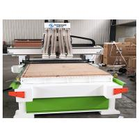 Wholesale 4 Spindles Woodworking CNC Machines Multi Spindle Head Wood CNC Router from china suppliers