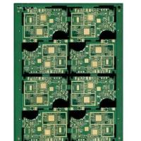 Wholesale 0.2mm - 3.2mm Thickness FR4 Printed Circuit Board Fabrication TWO sided PCB OEM from china suppliers