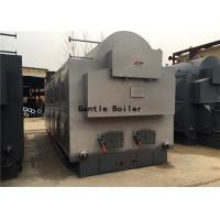 China Manual Operation Type 4ton wood firewood log fired industrial steam boiler for Greenhouse for sale