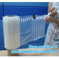 Wholesale OEM/ODM China Plastic Bubble Cushion Wrap Air Bubble Film Packaging For Protective Air Column Pillow Air Cushion, bageas from china suppliers