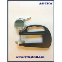 China Foam Thickness Tester, Digital Sponge Thickness Meter, Ultrasonic Thickness Gauge RFT102 for sale