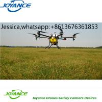 Wholesale Carbon fiber aircraft drone agriculture sprayer UAV drone for fumigation from china suppliers