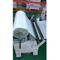 Leather And Cloth Film Slitting Machine PE / Paper Roll Slitting Machine