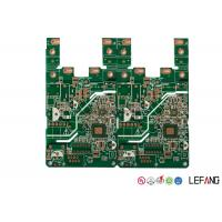 China Medical Apparatus Multilayer Printed Circuit Board fabrication 1.2 Mm OSP 94V0 on sale