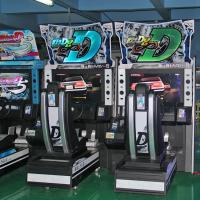 Wholesale Arcade Initial D8 Simulator Car Racing Game Machine from china suppliers