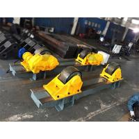 Wholesale 120 Ton Tank Turning Roller Bed for Offshore Construction 6m Diameter Double Driver from china suppliers