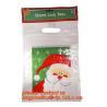 Christmas Designs Gift Bags Plastic Poly Bag Jumbo/Giant/XLarge with Tag,giant plastic christmas gift bags for big gifts for sale