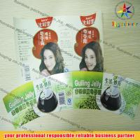 Wholesale Waterproof Colorful PET Shrink Sleeve Printing Folding for Beverage from china suppliers