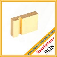Wholesale copper sanitary parts extrusion sections from china suppliers