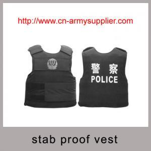 Polypropylene PP Stab proof vest