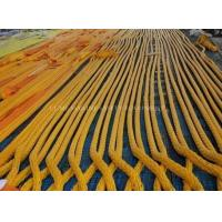 Marine mooring high strong 12 strand UHMWPE rope for ship