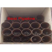 Wholesale X52 Nace MR0175 LSAW Steel Pipe API Spec 5L 2004 Specification For Line Pipe from china suppliers