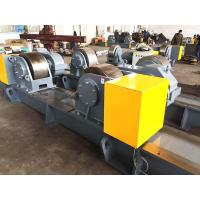 Wholesale 500T Bolt Adjustment Pipe Welding Rotator Steel Wheel/ Tank Turning Rolls from china suppliers