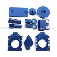 CNC Milled  MX Bling Kit / Dirt Bike Spare Parts Yamaha WRF450 for sale