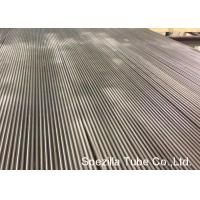 Wholesale Duplex 2205 Stainless Steel Welded Pipe  UNS S32205 / S31803 ASMESA789 from china suppliers