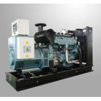 China 3P4W Natural Gas Generator Set , 150 KW Natural Gas Generator With ATS CE Certification for sale